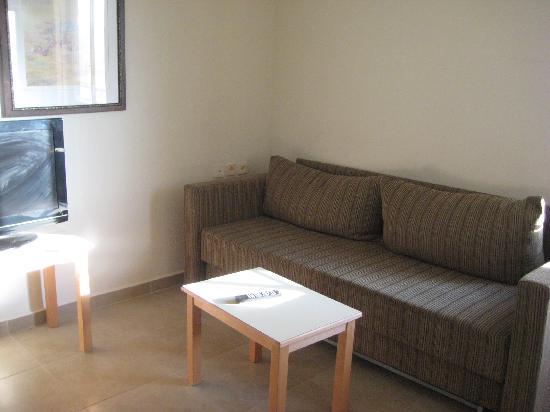 Lev Yerushalayim: Livingroom