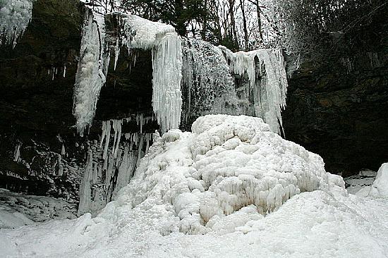 Ohiopyle, PA: Jan 2009