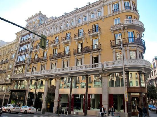 Iberostar Las Letras Gran Via Hotel Madrid Spain Tripadvisor