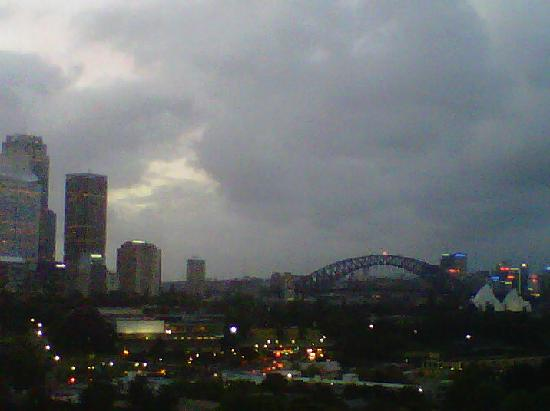 Holiday Inn Potts Point - Sydney: View from Room