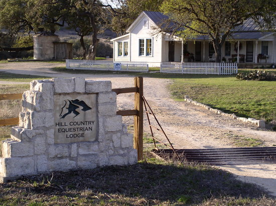 Hill Country Equestrian Lodge: Our 100+ Year Old Ranch Home and Office