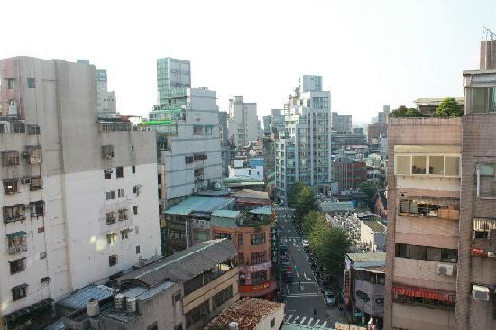 Burgary Hotel: View