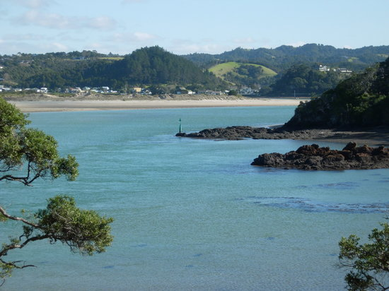 Tutukaka Coast Motor Lodge: View towards Ngunguru