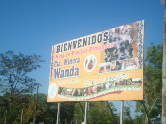Wanda Mines: Minas de Wanda