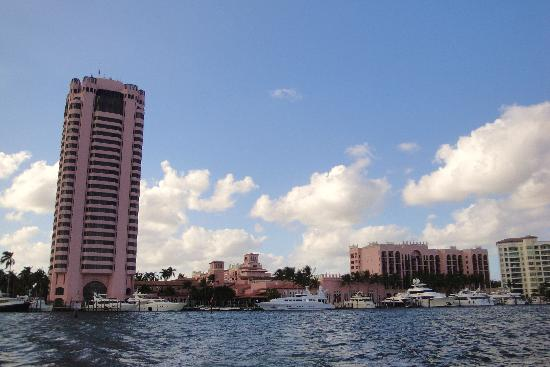 view from ferry - Picture of Boca Beach Club, A Waldorf