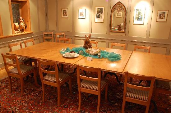 Hotel Weisses Kreuz: Breakfast Room