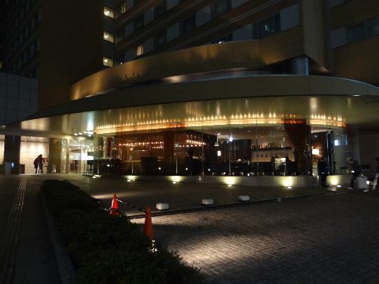 Sunroute Takadanobaba Hotel: Building entrance