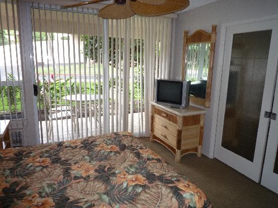 Maui Banyan Vacation Club: Master Bed Room