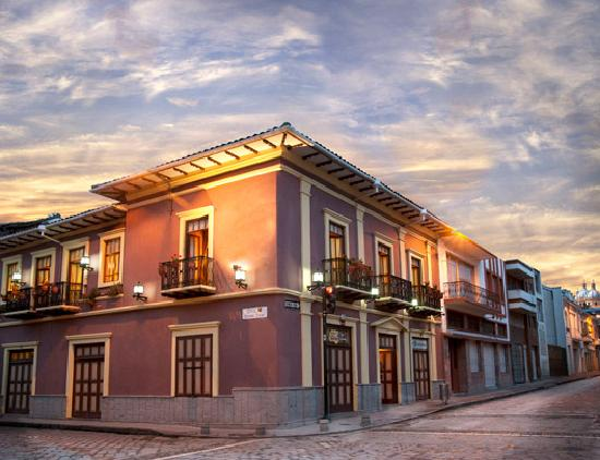 Casa San Rafael: gorgeous hotel