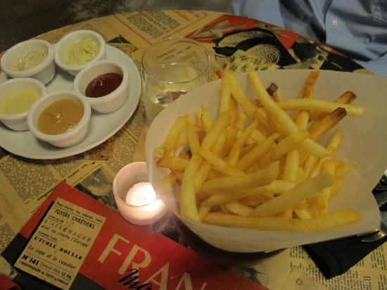 Rue Des Crepes: Frites