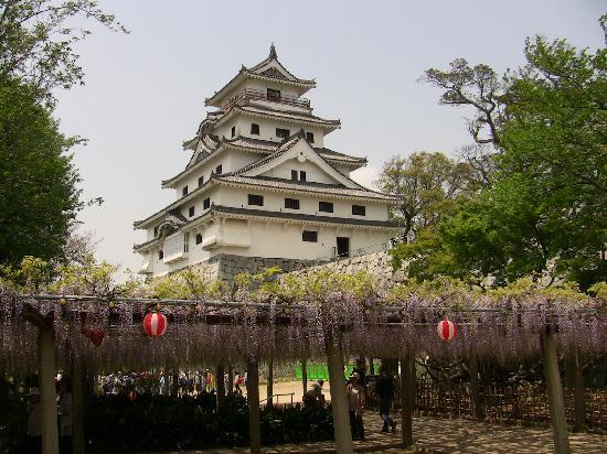 Karatsu Castle: What a sight!
