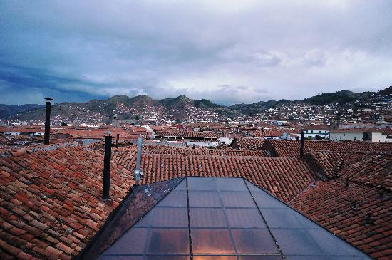 Tierra Viva Cusco Plaza: View from Superior room