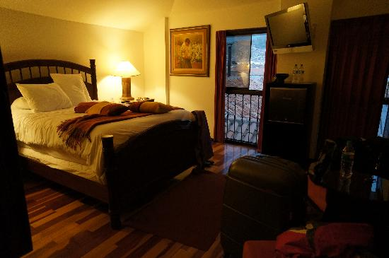 Tierra Viva Cusco Plaza: Superior Room