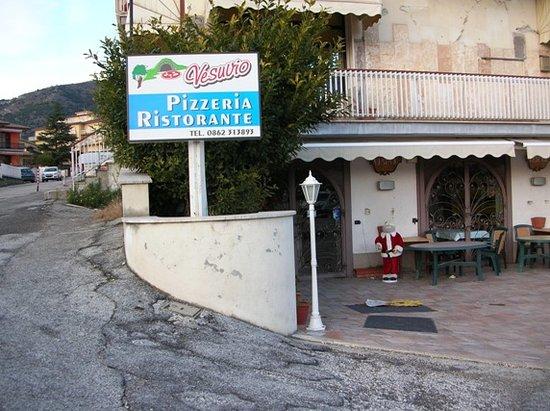 Ristorante Pizzeria Vesuvio 2: Ingresso pizzeria