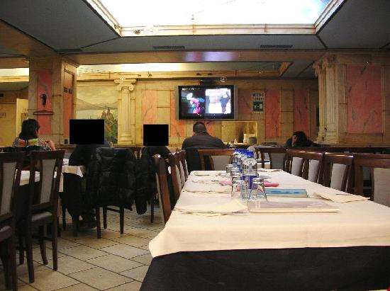 Ristorante Pizzeria Vesuvio 2: Sala