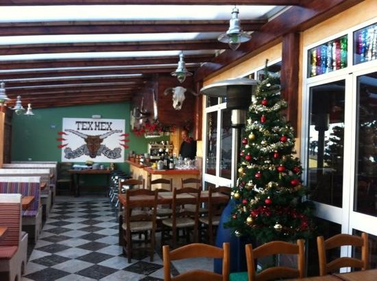 Tex Mex Bobby Peru : christmas time in texmex