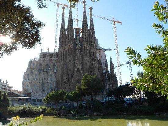 Hotel Sagrada Familia: Amazing
