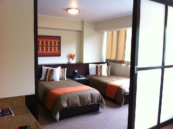 qp Hotels Lima: Superior Suite