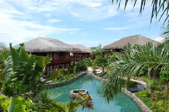 Van der Valk Kontiki Beach Resort: perfect scenery!!