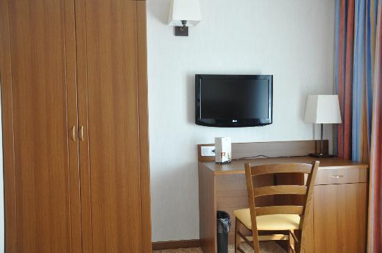 Hotel Aminevskaya: Room