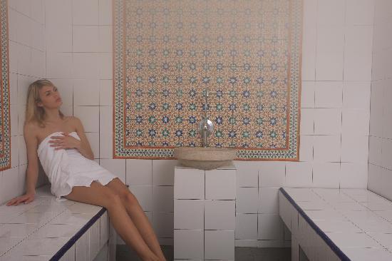 Cezanne Hotel: Hammam