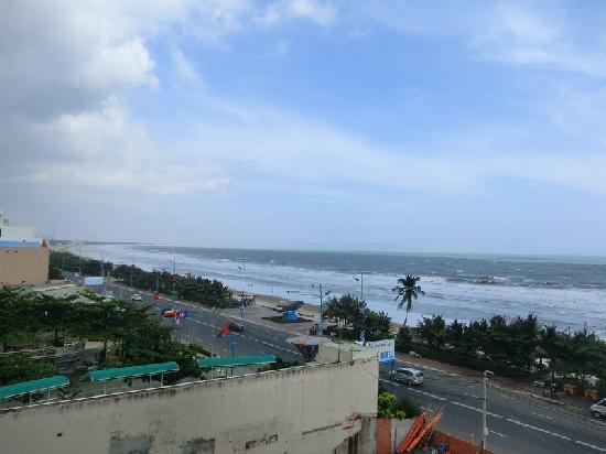 Ocean Star Hotel: 部屋からの眺め