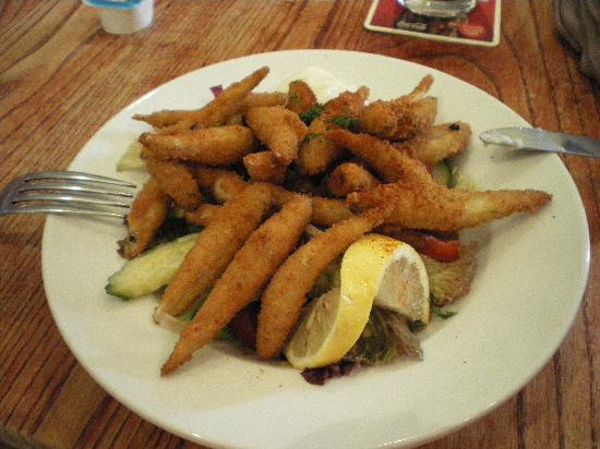 The Talbot Inn: Tast Whitebait starter