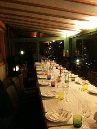 Fiorenzuola d'Arda, Italy: la veranda