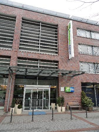 Holiday Inn Express Essen - City Centre : Hotel