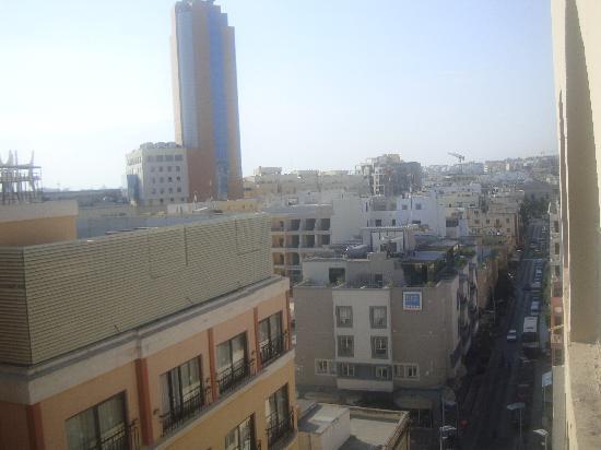 Burlington Apartments: vistas