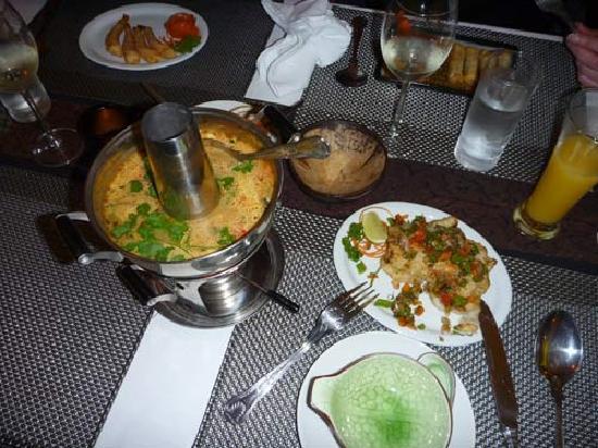 Bali Thai: starter