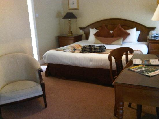 Aaron Lodge: Standard double bedroom