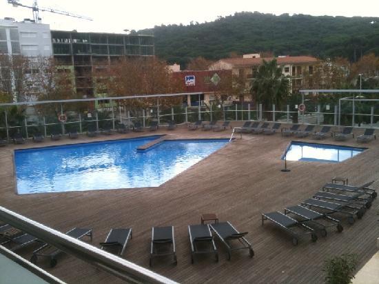 ALEGRIA Nautic Park: piscina del hotel (para el verano)