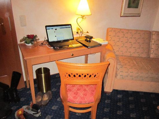 Hotel Molitors Muhle: internet Wlan- super