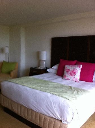 Hyatt Regency Sarasota: Standard room with king size bed