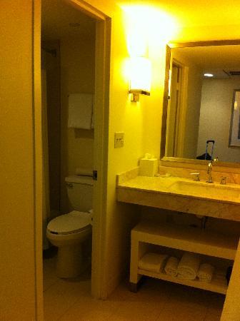 Hyatt Regency Sarasota: Bathroom area