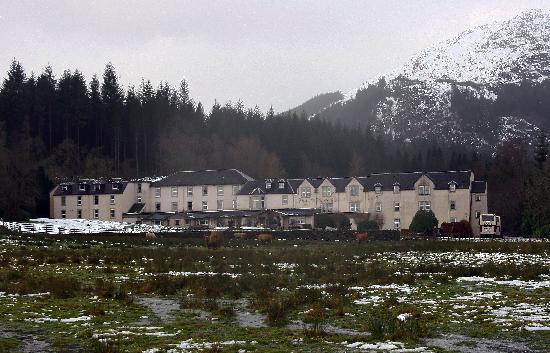 Aberfoyle, UK: hotel loch achray