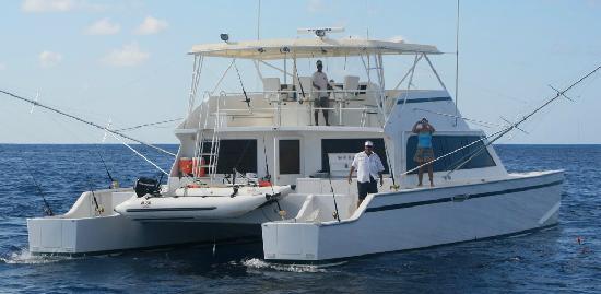 Atlantic Yacht Management Group: Powercat 63