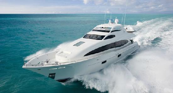 Atlantic Yacht Management Group: Lazzara 96