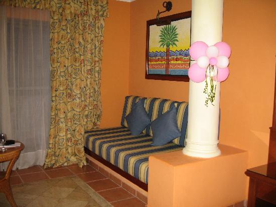 Grand Bahia Principe Punta Cana : sitting area