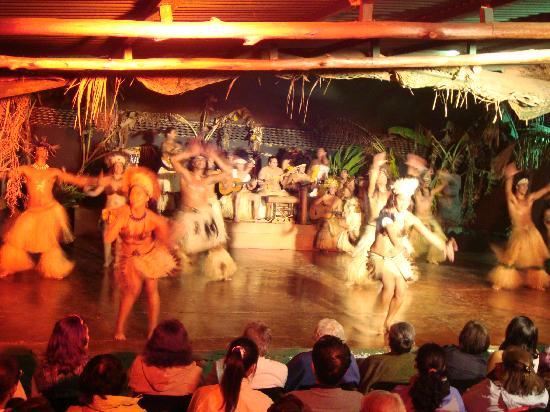 Hanga Roa, Chile: ballet