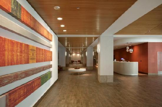 Hilton San Jose: Lobby
