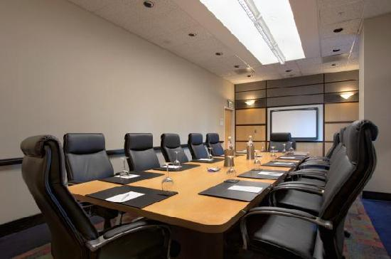 Hilton San Jose: Executive Boardroom
