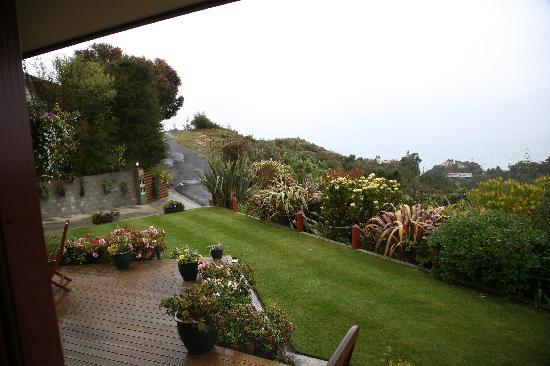 Bellbird Lodge: What a view !