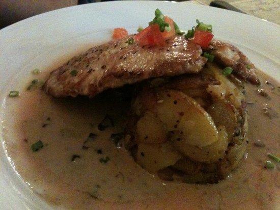 The French Stall: Pork Loin Cordon Bleu