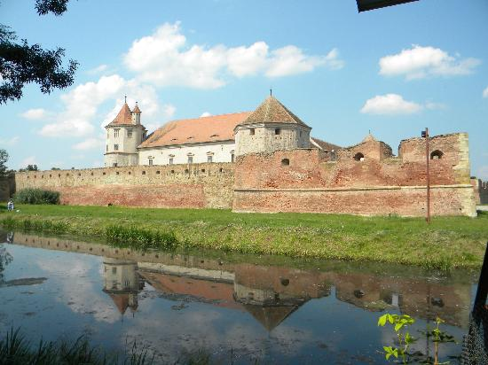 Fagaras Fortress: Fagaras castle