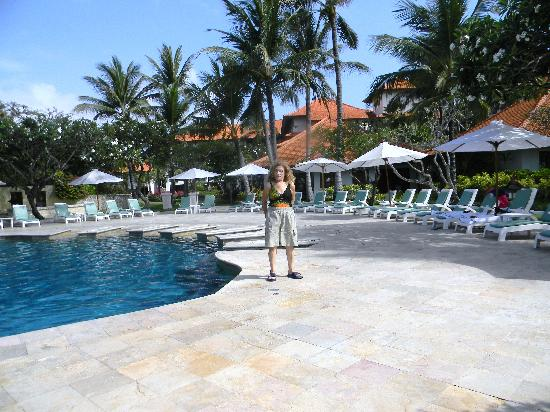 Grand Hyatt Bali: Pool at Grand Hyatt