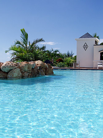 Sapphire Beach Club Resort: Swimming Pool