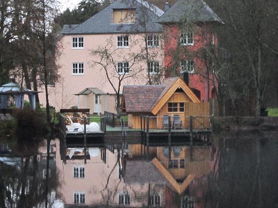 Hotel Molitors Mühle: resto
