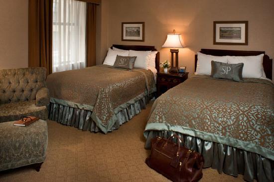 The Saint Paul Hotel: Deluxe Double